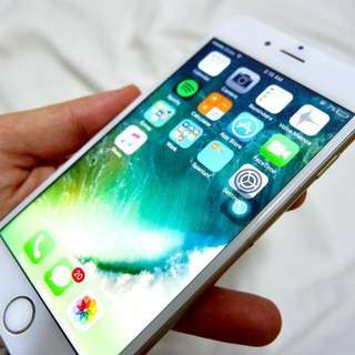 RUSH SALE ‼️ iPhone 6s (64gb) globe locked