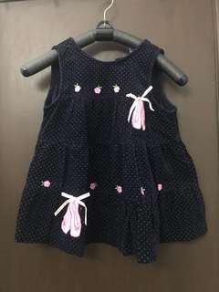 Pre-Loved Polka Dot Dress