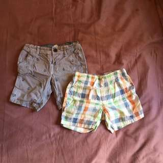 H&M Shorts for 1-2 y