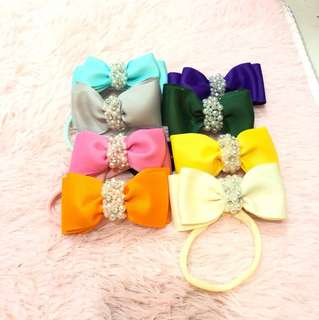 Basic headband with pearl Code: MB105