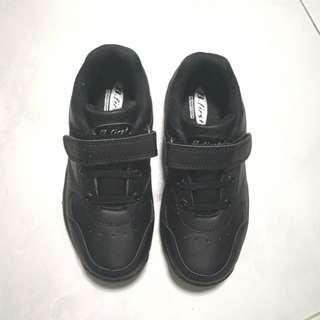 Bata black shoes 12 & 13