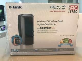 Dlink AC1750 Dual Band Router