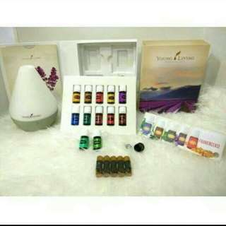 Young Living Essential Oil Premium Stater Kit