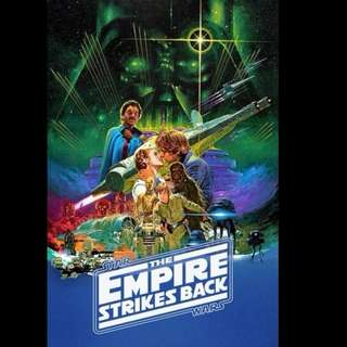 [Rent-A-Movie] STAR WARS EPISODE 5 THE EMPIRE STRIKES BACK (1980) [FAV004]