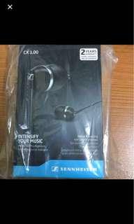 Brand new Sennheiser earphone