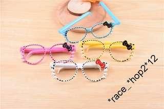 ㊣Hello Kitty 眼镜筆 顏色隨機 $20/件減至$50/4件/套