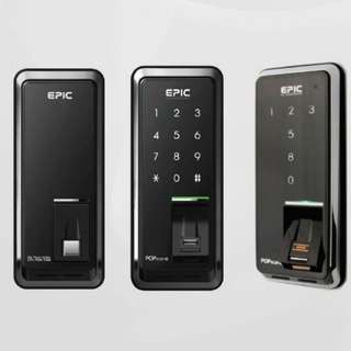 30% OFF! Biometric Digital Door Lock From Korea - POPscan (M) (PROMOTION)