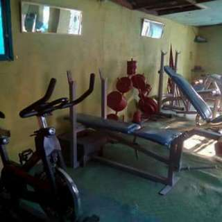Complete GYM Equipments