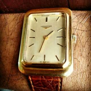 Longines Gold Manual Wind