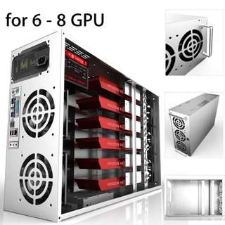 Mining Case for 6-8 GPU