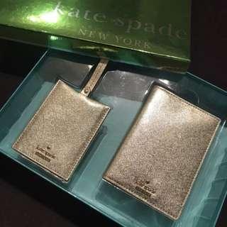 KATE SPADE Travel Gift Set