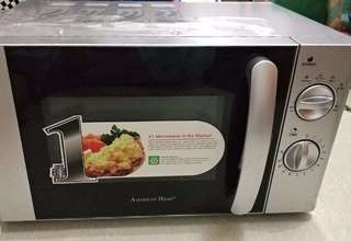MICROWAVE OVEN-AMERICAN HOMEs