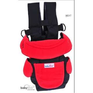 Baby Love 4 in 1 Baby Carrier