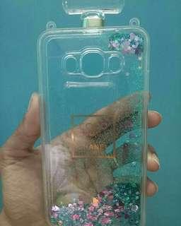 Coco Channel Parfume Glitter Samsung J5 2016