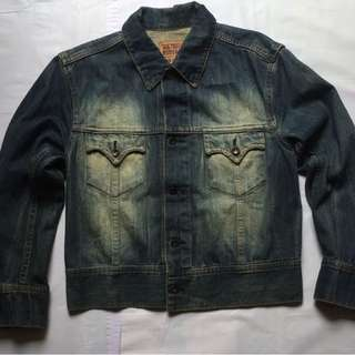 Jaket Trucket DENIM VINTAGE