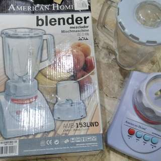 American Home Blender 1.5L