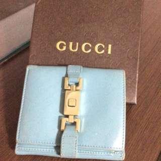 Gucci 真品短夾