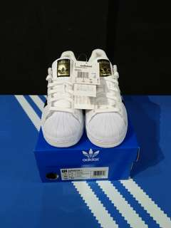 SEPATU ADIDAS SUPERSTAR PACK WHITE BLACK