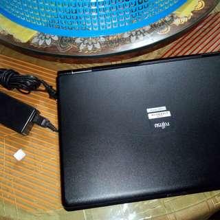 rush sale: Fujitsu fmv laptop