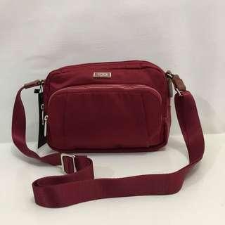 Tumi Mens sling bag