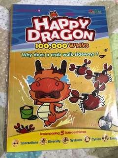 Happy Dragon - Why Does a Crab Walk Sideways?