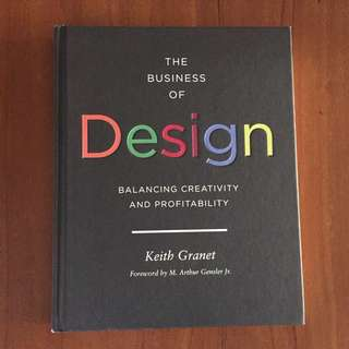 The Business of Design - Keith Granet (Hardcover)