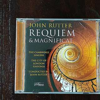 John Rutter requiem and magnificat