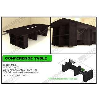 KHOMI--CUSTOMIZE CONFERENCE TABLES--KHOMI