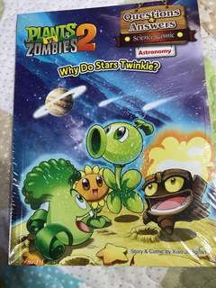 Plants vs Zombies 2 - Why Do Stars Twinkle?