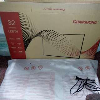 "Changhong 32"" Brand New"