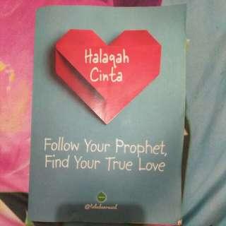 Buku Halaqah Cinta