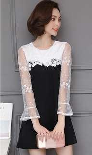 (M - 3XL) Dress