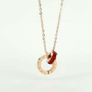 Kalung liontin stainless steel