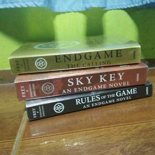 Endgame Trilogy