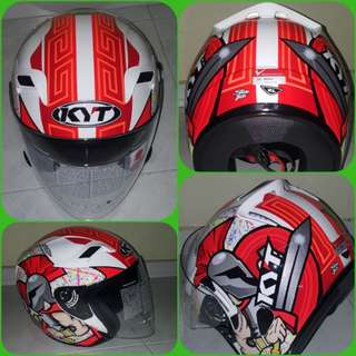 0103♡♡ KYT Helmet For Sale