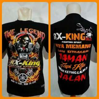 kaos rx-king indonesia
