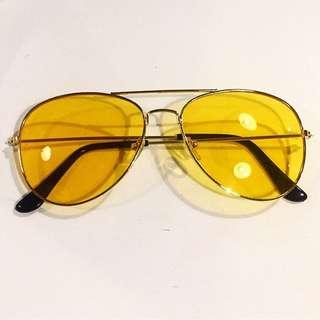 Gen Z Yellow Sunnies