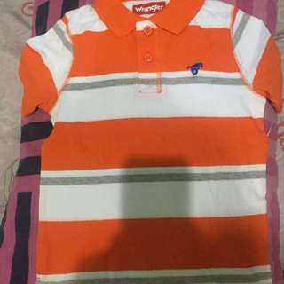 Wrangler Polo Shirt Original