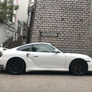 PORSCHE 996 911 TURBO (not 993 997 991)