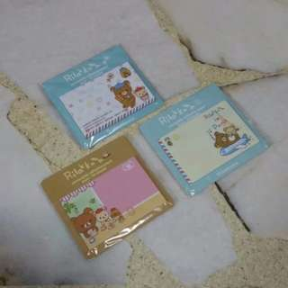 Rilakkuma - Sticky Notes
