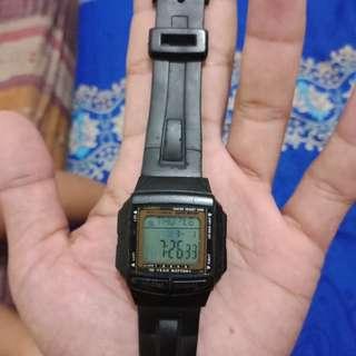 Jam tangan Ori Casio