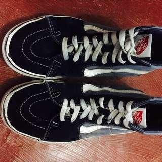Vans Highcut shoes