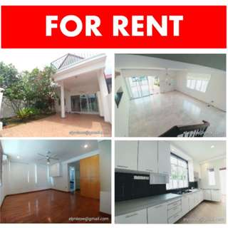 FOR RENT: 2.5 sty Semi Detached Landed House in Serangoon Gdns