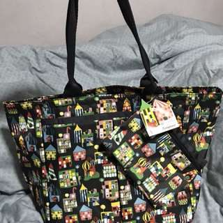 Lesportsac x Littlephant Everygirl Tote *Limited Edition*