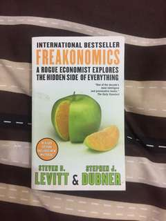 Book: Freakonomics