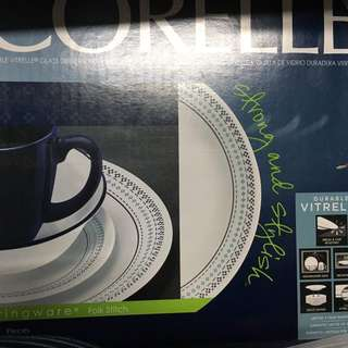 Corelle 16pc Set