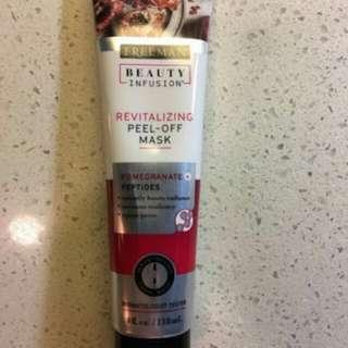 Freeman Beauty Infusion Pomegranate Revitalizing Peel-off