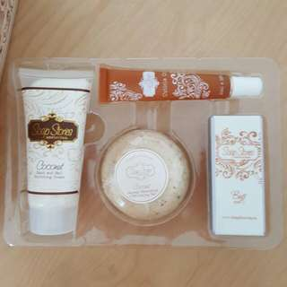 Soap Stories Gift Set