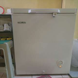 condura chest type freezer..