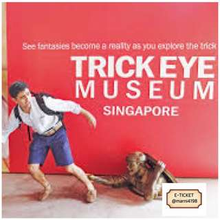 Trick Eye Museum- CHEAPEST!!!